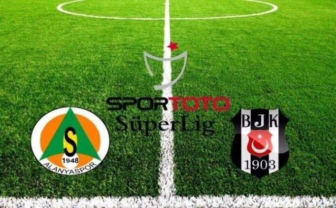 (beİN Sports özetler) Alanyaspor Beşiktaş maçı özet görüntüleri