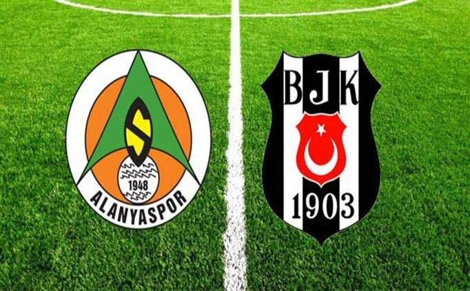 ÖZETLER: Alanyaspor Beşiktaş maçı özeti izle, Alanya BJK maçı kaç kaç bitti?
