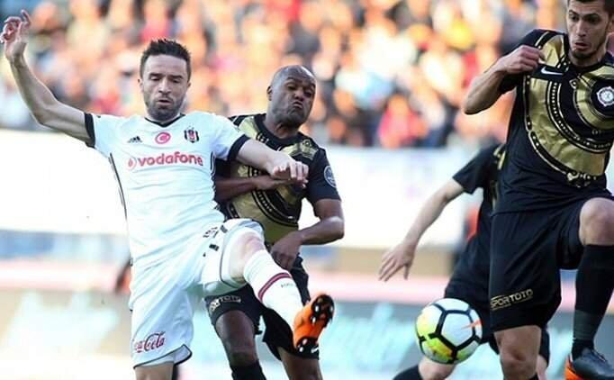 Osmanlıspor Beşiktaş maçı özeti izle (Bein Sports özetler)