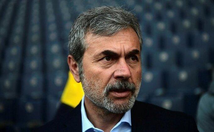 Aykut Kocaman'ın ilk transfer hedefi Fenerbahçe'den!