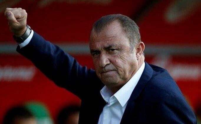 Fatih Terim, Rizespor maçını locadan izledi