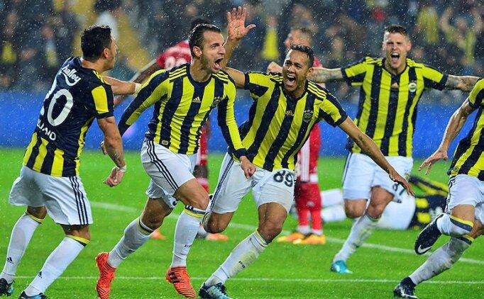 Fenerbahçe'de yıldızların kafası rahat!