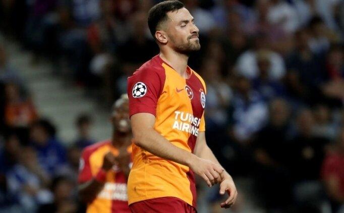 Galatasaray'da hücum çalışmıyor! 346 dakika, 0 gol