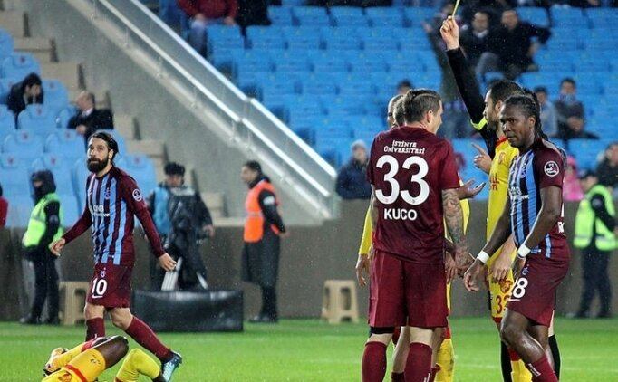 Trabzonspor'un 14 puanlık hakem kabusu!