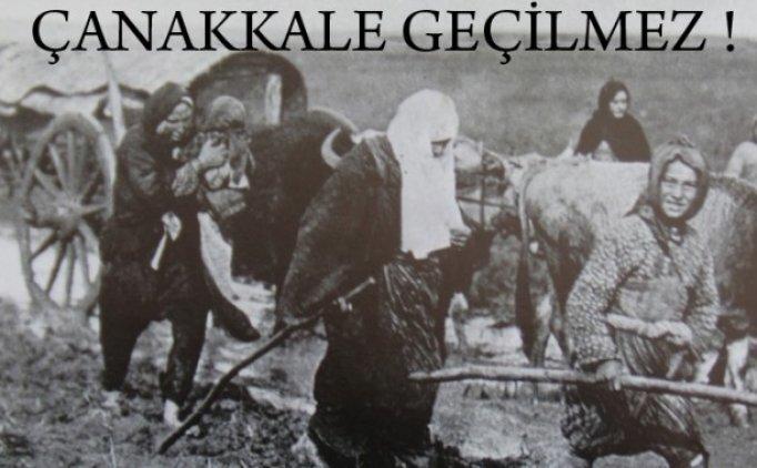 18 Mart Çanakkale Zaferi şiirleri sözleri, Çanakkale Zaferi yıl dönümü