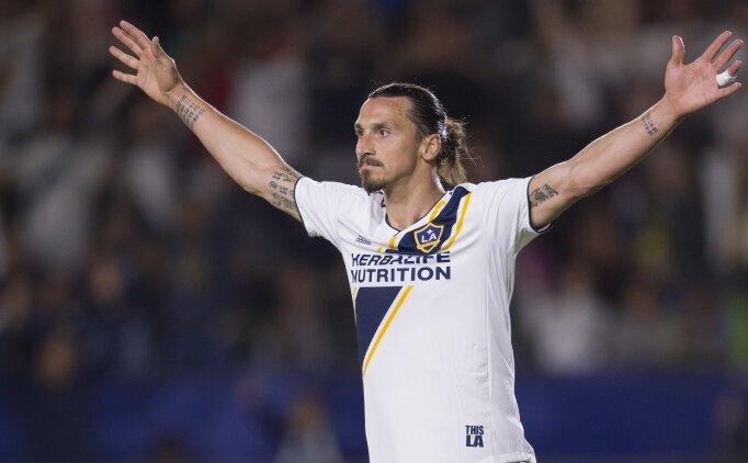 Zlatan'dan Puskas Ödülü için ilginç yanıt