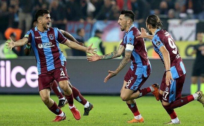 Trabzonspor-Konyaspor! Muhtemel 11'ler