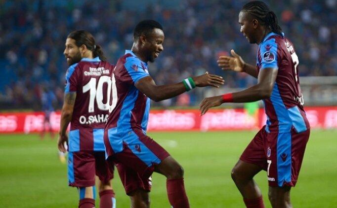 Alanyaspor-Trabzonspor! İlk 11'ler