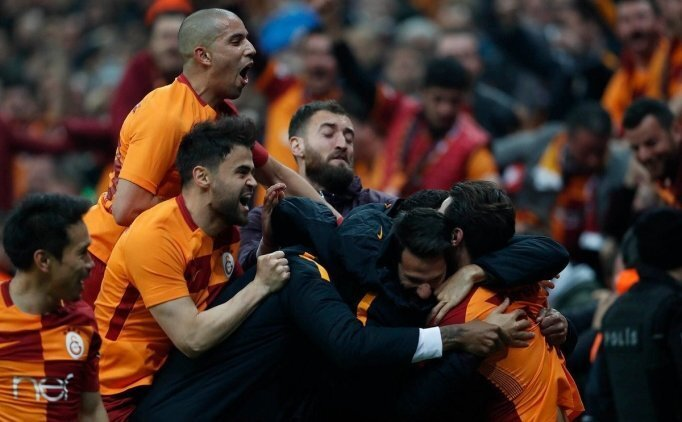 Galatasaray'ın serisi 19 maça çıktı!