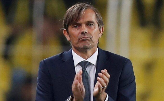 Phillip Cocu, Hollanda'da Fenerbahçe'yi anlattı