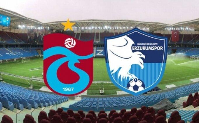 Trabzonspor BB Erzurumspor maçı ne zaman saat kaçta hangi kanalda?