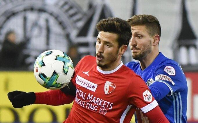Salih Uçan'ın takımı Sion'a 2 yıl men cezası