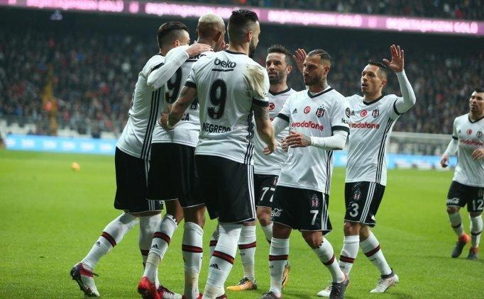 Beşiktaş'tan 5 farklı zafer!