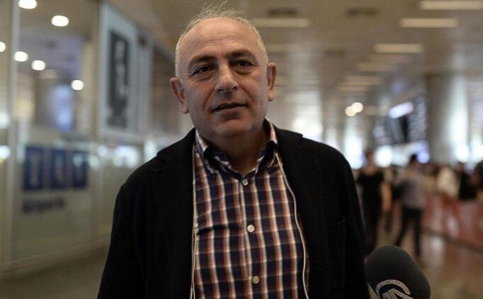 Süleyman Hurma'dan Tuzlaspor açıklaması