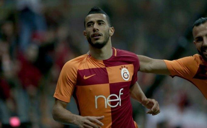 Belhanda: 'Tek düşüncem Galatasaray'ın şampiyonluğu'