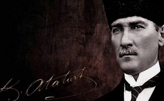 Atatürk paylaşımları, 10 Kasım sözleri, mesajları, görselleri