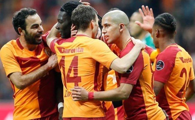 Galatasaray-Konyaspor! Muhtemel 11'ler