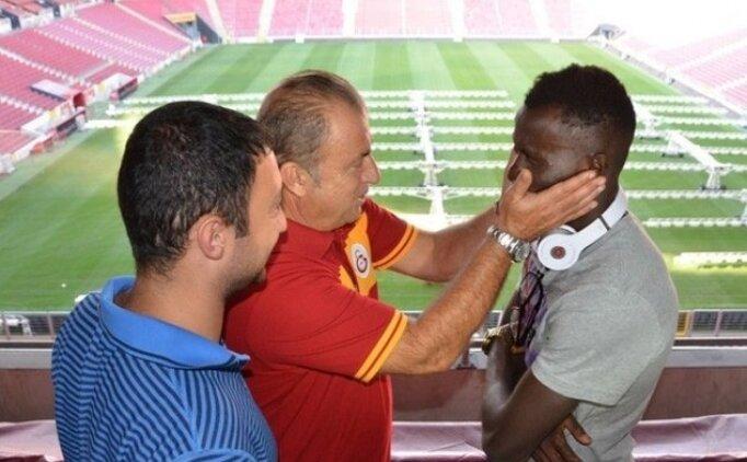 Galatasaray'da Bruma bombası!