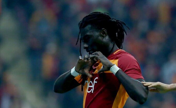 Gomis: ''Gol atmaktan çok kupalar için geldim''