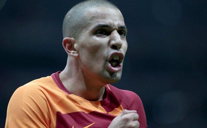 Sofiane Feghouli: 'Galatasaray'dan ayrılmam'