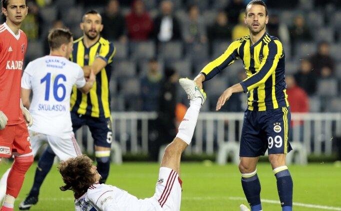Fenerbahçe ile Kardemir Karabükspor 20. randevuda