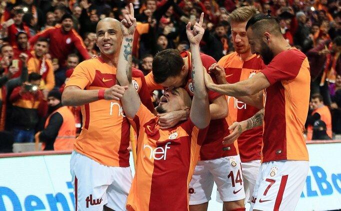 Galatasaray, İzmir'de şampiyonluk için ter dökecek