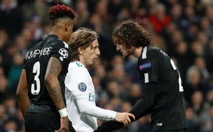 Rabiot'tan Real Madrid yorumu: ''Dijon'a 8 atmak kolay''