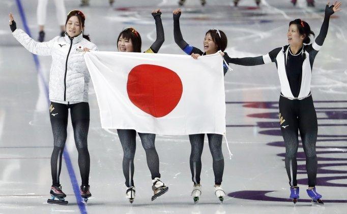 Olimpiyat rekorlarıyla altın madalya