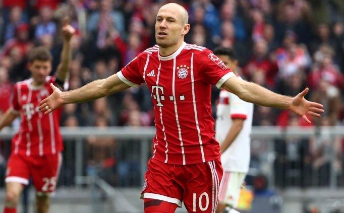 Arjen Robben'den Beşiktaş ve İstanbul sözleri