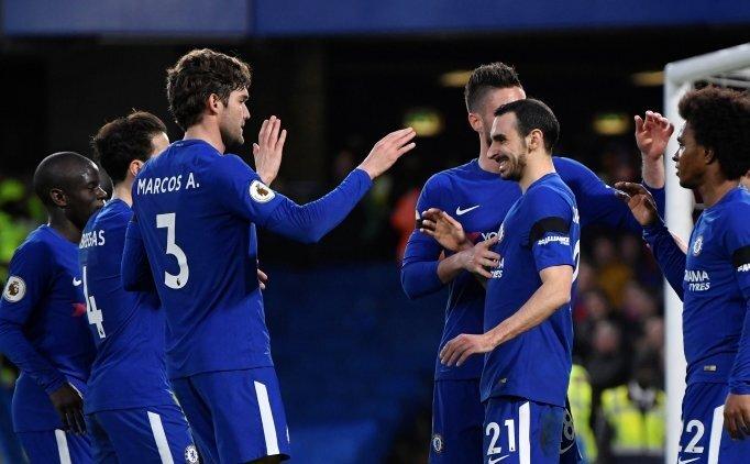 Chelsea, galibiyeti hatırladı