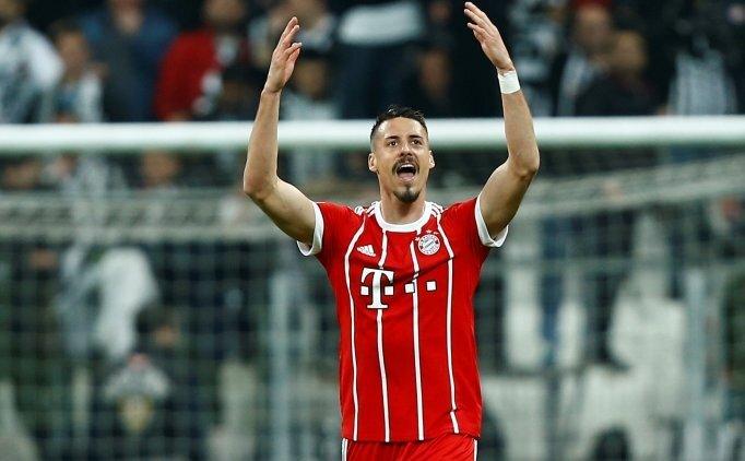 Sandro Wagner: 'İnanılmaz, taraftara saygı duydum'