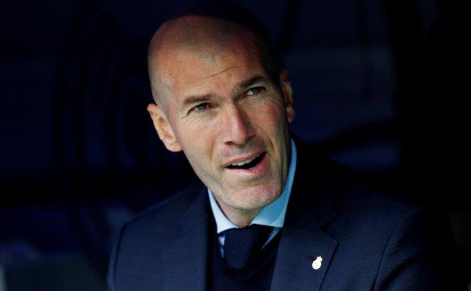 Zidane: 'Madrid'i sevenler, sevmeyenlerden daha fazla'
