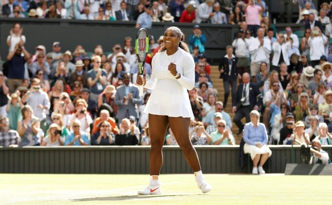 Serena Williams yarı finalde