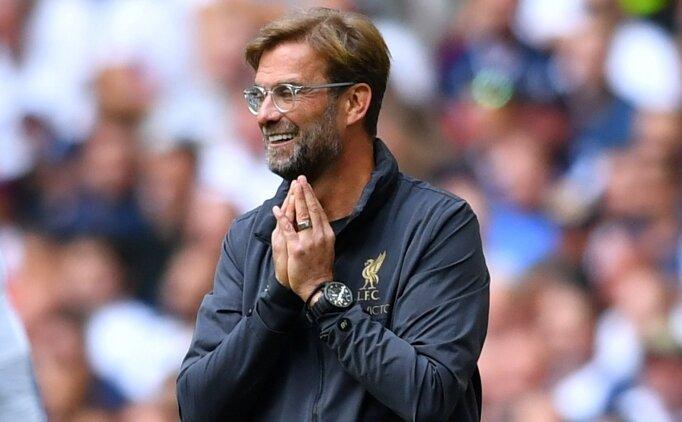 Jürgen Klopp: 'Sezonun en iyi maçını oynadık'