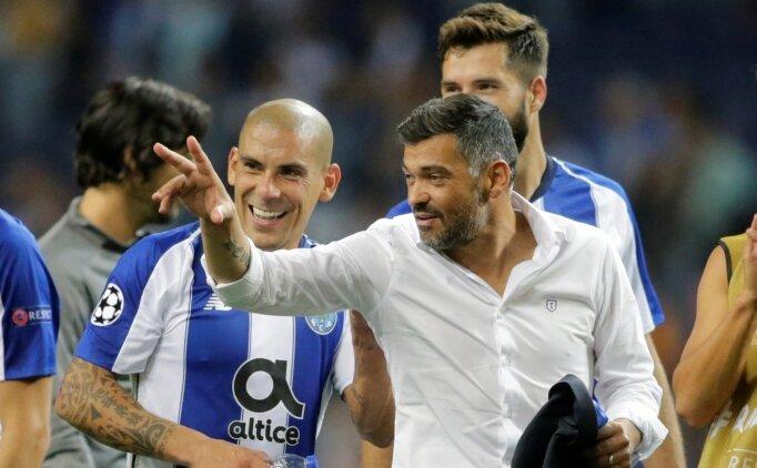 Sergio Conceiçao'dan Galatasaray iddiası