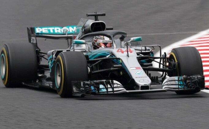 F1'de heyecan Japonya GP'sinde