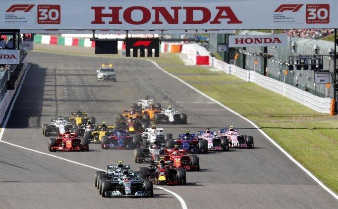 Formula 1'de 'pembe devrim'