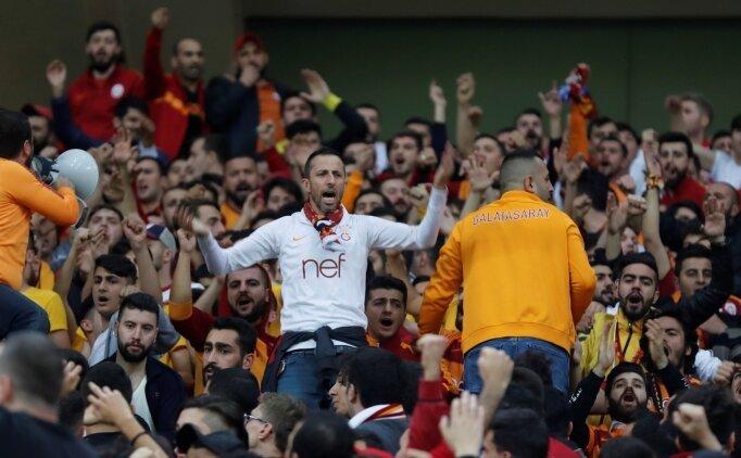 Almanlar Galatasaraylı taraftarları çıldırttı