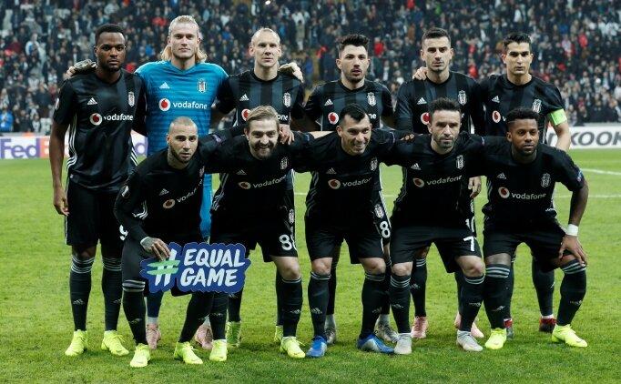 Beşiktaş deplasmanda şanssızlığını yenme peşinde