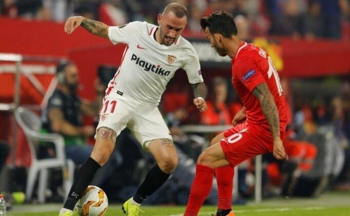 Akhisarspor-Sevilla! Muhtemel 11'ler