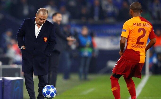 Mariano: 'Önce L.Moskova'yı sonra da Porto'yu...'