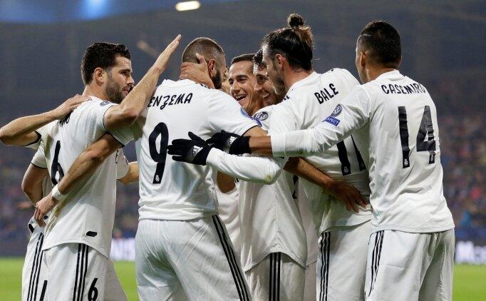Real Madrid uyanış dönemine geçti!