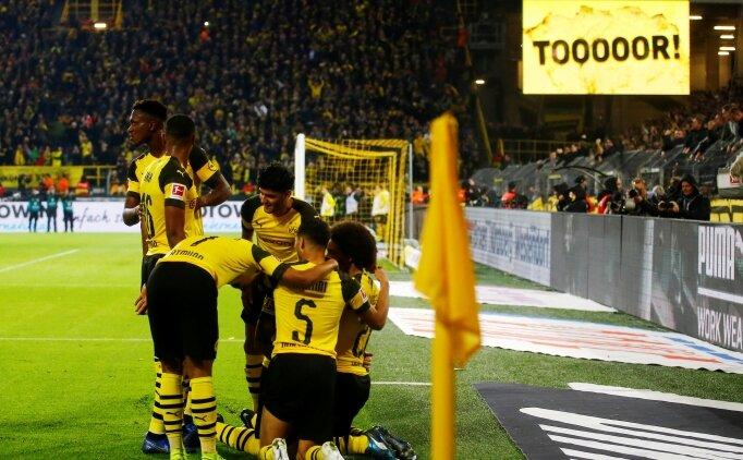 Derbide Borussia Dortmund'dan Bayern'e büyük darbe