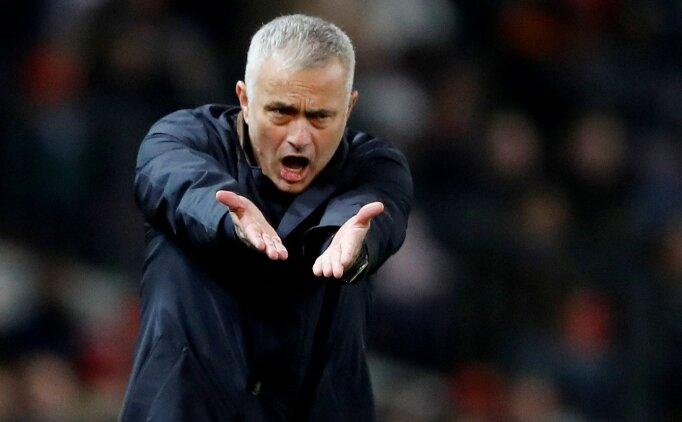 Jose Mourinho ilk 6 garantisi verdi!