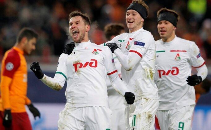 Schalke ve L.Moskova'dan olay paylaşımlar