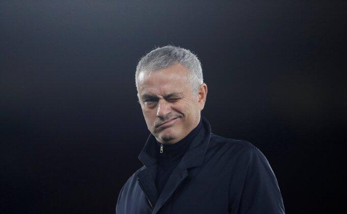 Jose Mourinho: ''Artık mazeret yok''
