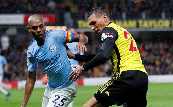 Manchester City, seriyi 7 maça çıkardı