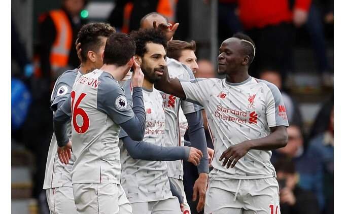 Salah hat-trick yaptı, Liverpool farka gitti