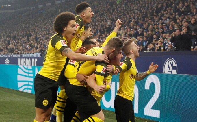 Dortmund derbiyi de kayıpsız geçti!