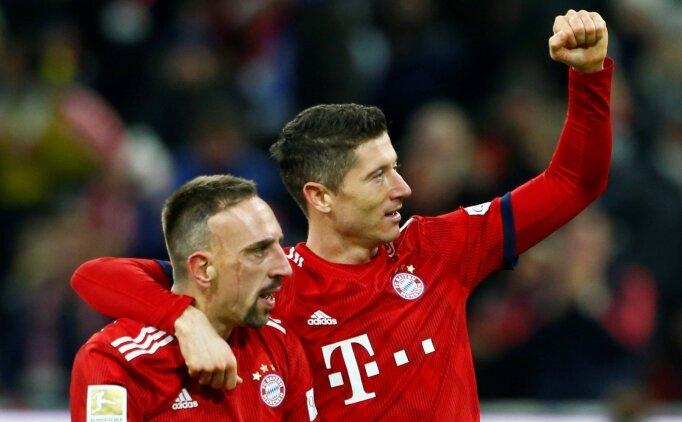 Bayern Münih derbide 3 attı, 3 aldı!